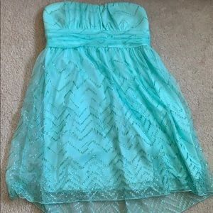 Homecoming dress only worn once.